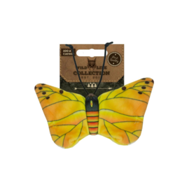 Wild Life Collection Wild Life Collection Yellow Butterfly (Gele Vlinder)