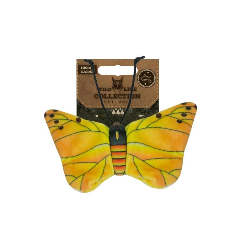 Wild Life Collection Wild Life Collection Yellow Butterfly (Gele Vlinder)