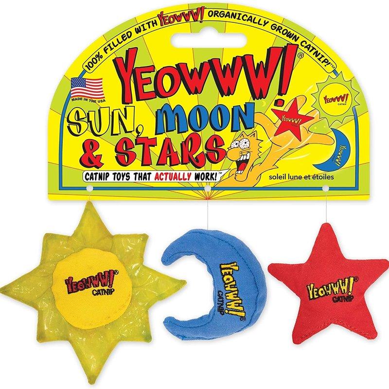 Yeowww! Yeowww Sun, Moon, Stars
