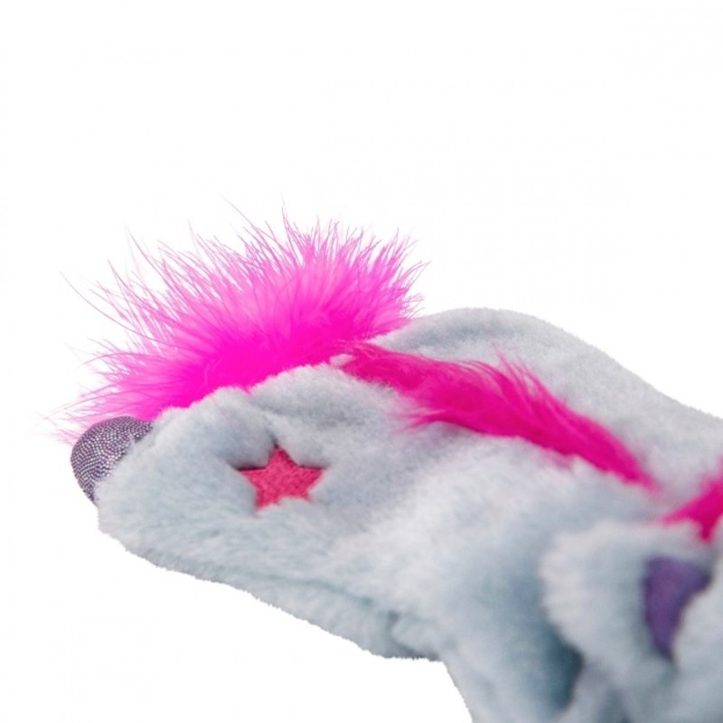 Petstages Unicorn Cuddle Pal