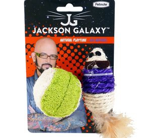 Jackson Galaxy Rope Mouse Ball - Copy