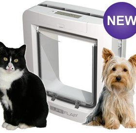 Sure Petcare Microchip Pet Door