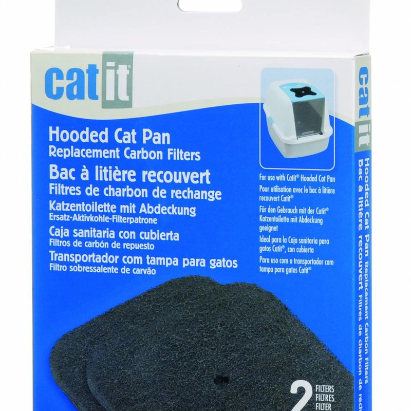 Cat It Replacement Carbon Filters