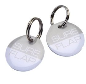 Sure Petcare Sureflap collar tags