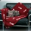 Trixie Kattendeken fleece Beany
