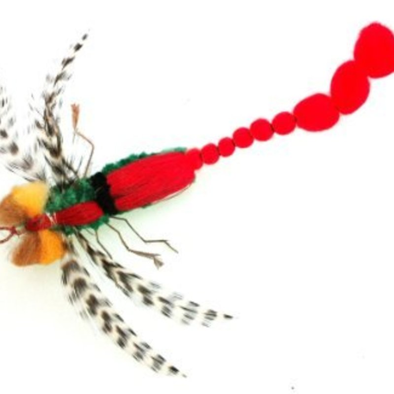Purrs Dragonfly