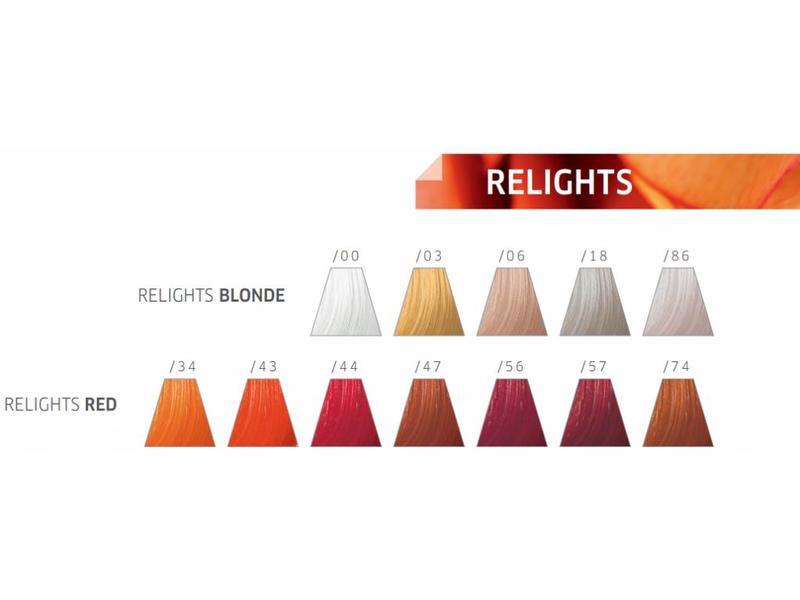 Wella Color Touch Relights Ammonia-vrij (60ml)