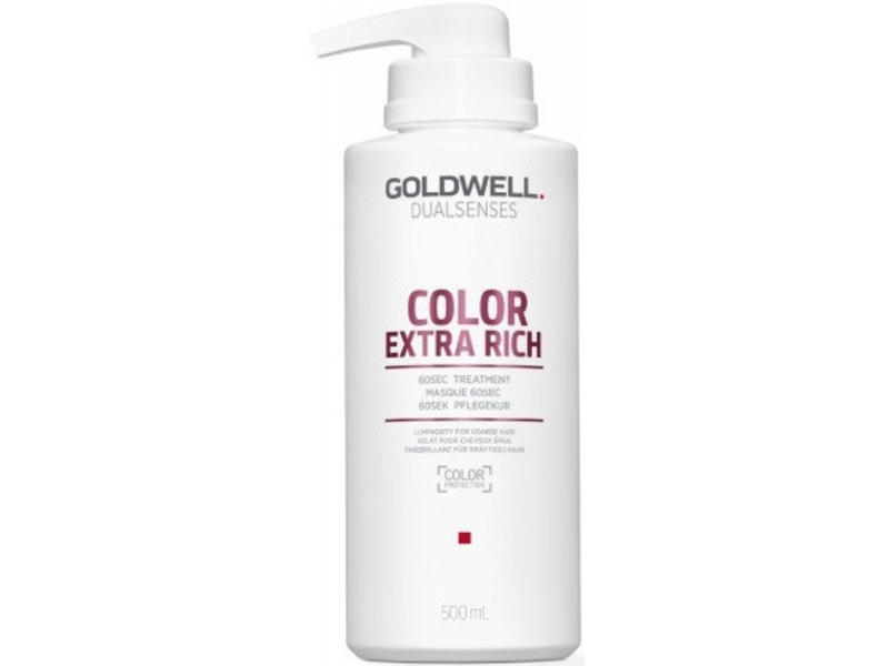 Goldwell Dualsenses Color Extra Rich Haarmasker 60Sec Treatment