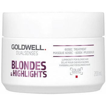 Goldwell DualSenses Blondes & HighLights Haarmasker 60Sec Treatment