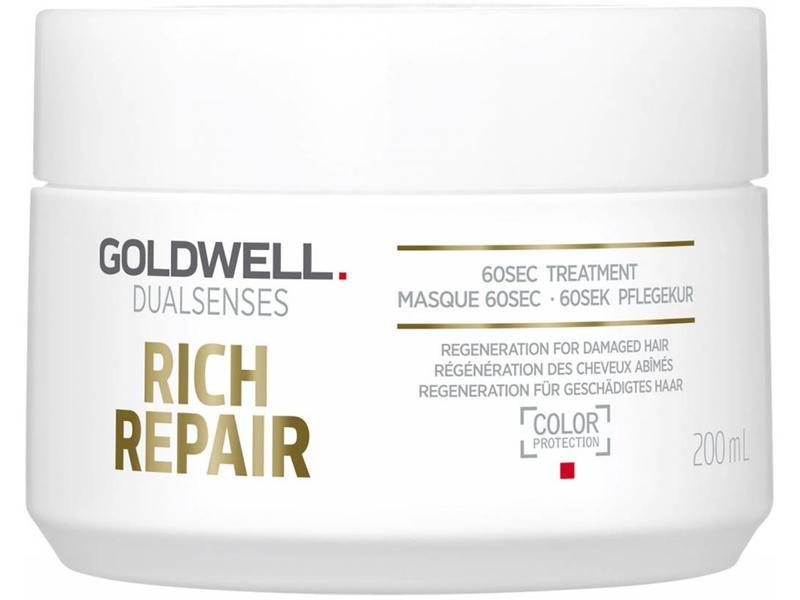 Goldwell DualSenses Rich Repair Haarmasker 60Sec Treatment