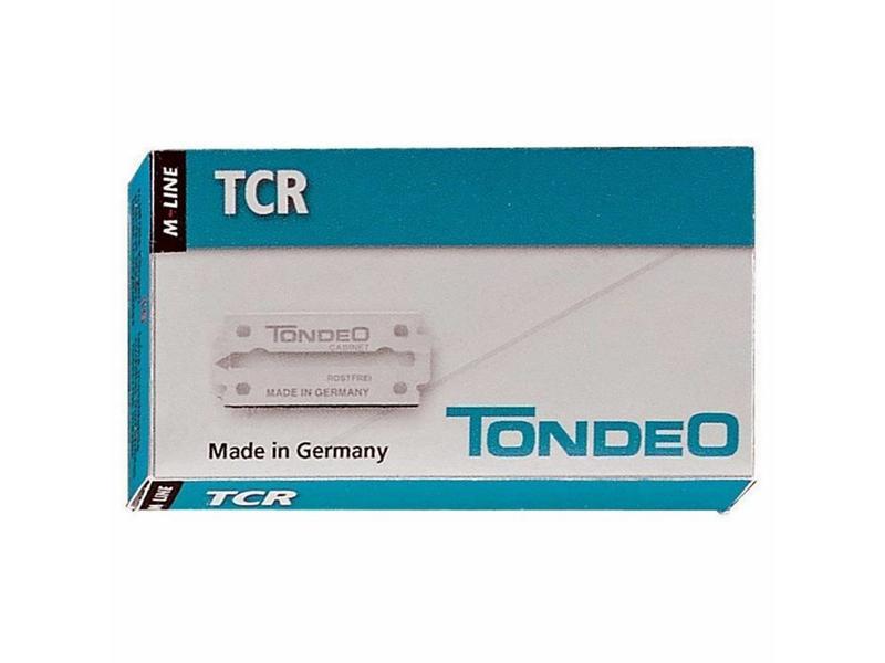 Tondeo TM Houder Nekmes + 10 TCR Mesjes