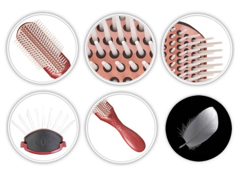 Olivia Garden Föhnborstel Heat Pro Ceramic+Ion Styler