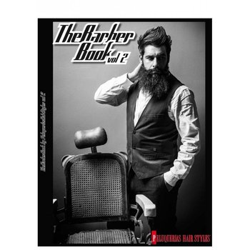 Peluquerias Modellenboek The Barber Book Volume 2