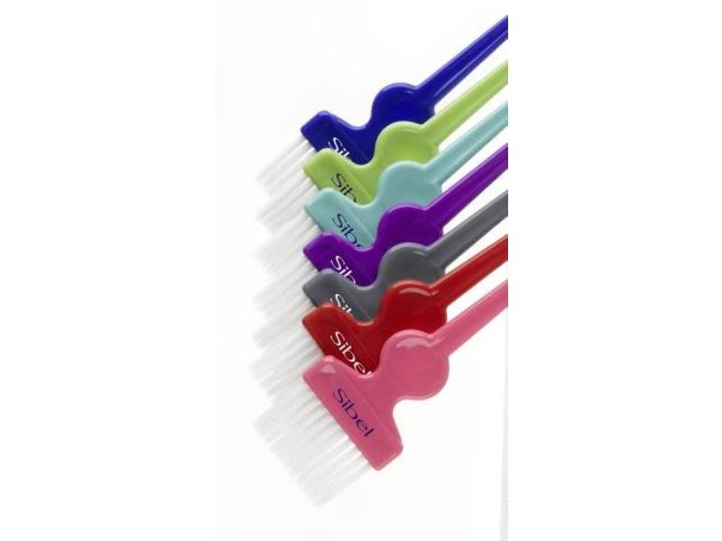 Sibel Verfkwasten Set Mix&Match Gekleurd 7Stk