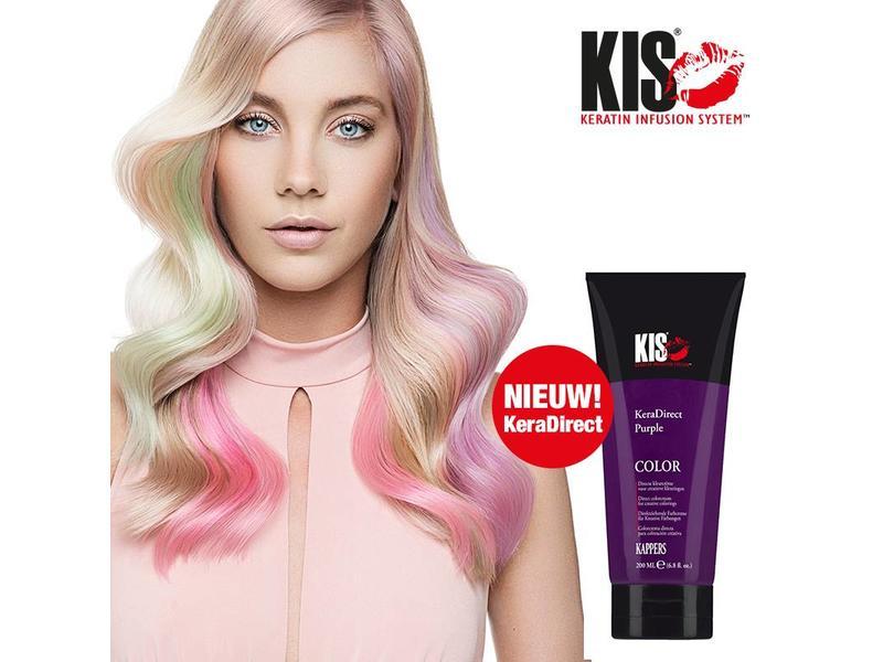 KIS KeraDirect Colors Haarcreme