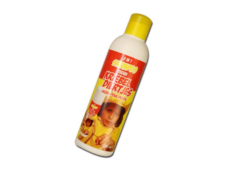 Froetti Bubbels 2 in 1 Kriebeldiertjes Shampoo