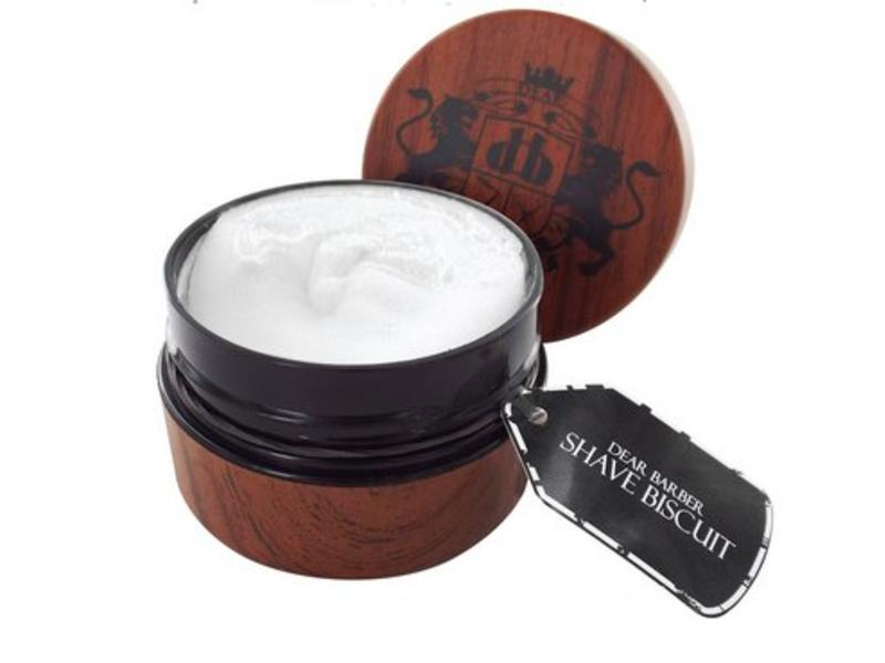 Dear Barber Shave Biscuit Scheerschuim