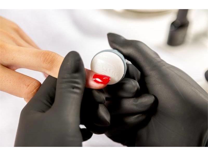 CND Workshop  Stamping Nail-Art Basis