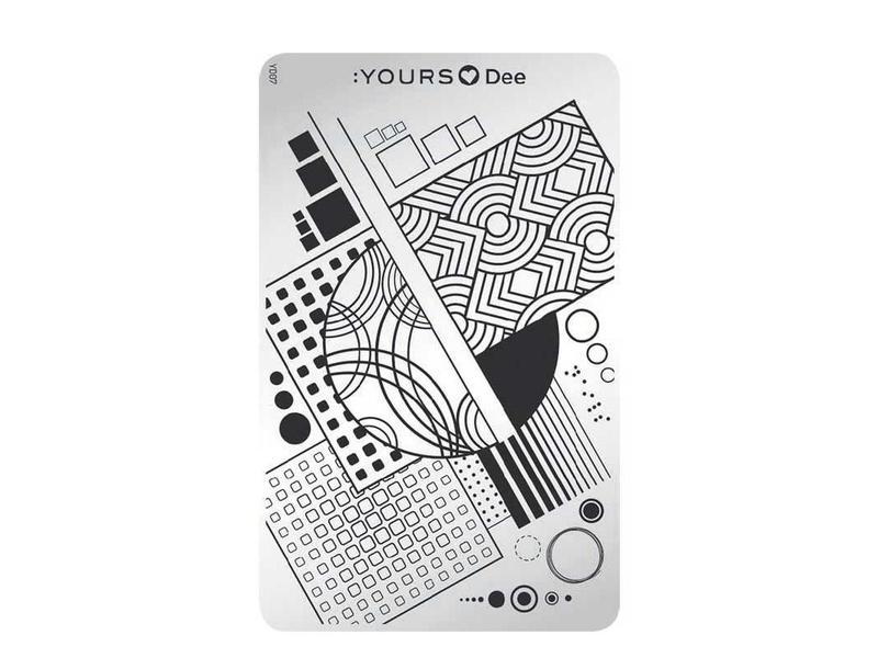 :Yours Cosmetics Loves Dee Stempelplaten Collectie