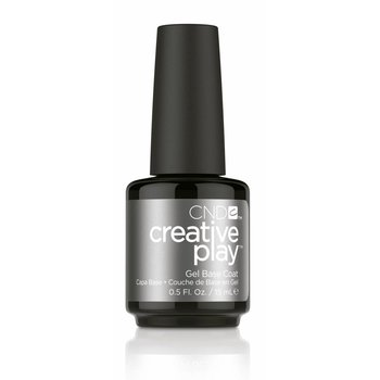 CND CREATIVE PLAY™ Gel Polish Base & Top  Coat