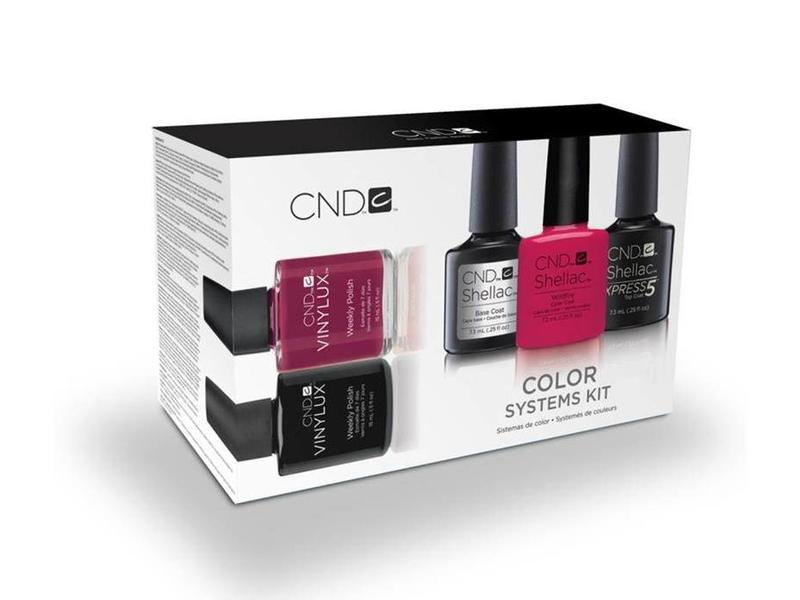 CND Color Systems Kit