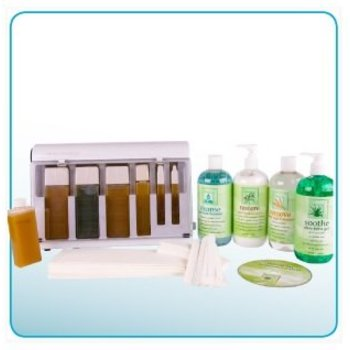 Clean And Easy Waxing Spa Pakket Large