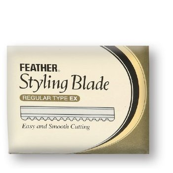 Feather Styling Blades Scheermesjes (5x10Stk)