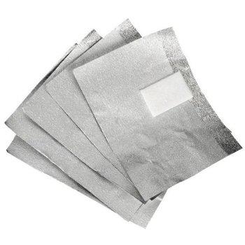 Profistar Aluminium Nail Soak-Off Foils 100Stk