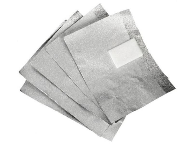 Profistar Aluminium Nail Soak-Off Foils (100 Stuks)