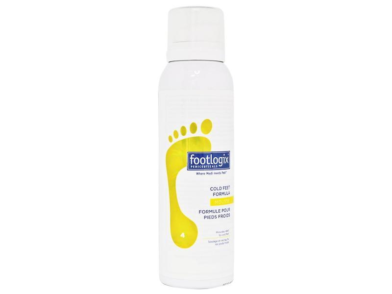Footlogix Cold Feet Formula tegen Chronische Koude Voeten