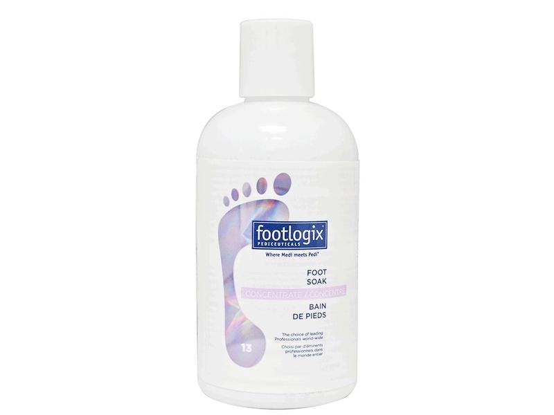 Footlogix Foot Soak Concentrate voor de Droge, Ruwe Huid