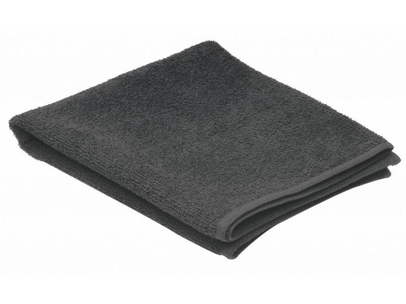Sibel Invincible Chloor Bestendige Handdoeken Zwart (12 Stuks)