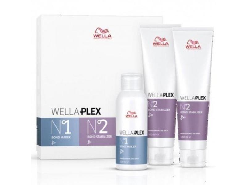Wella WellaPlex Kit No. 1+2