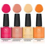 CND VINYLUX™ Nagellak - Diverse Collecties