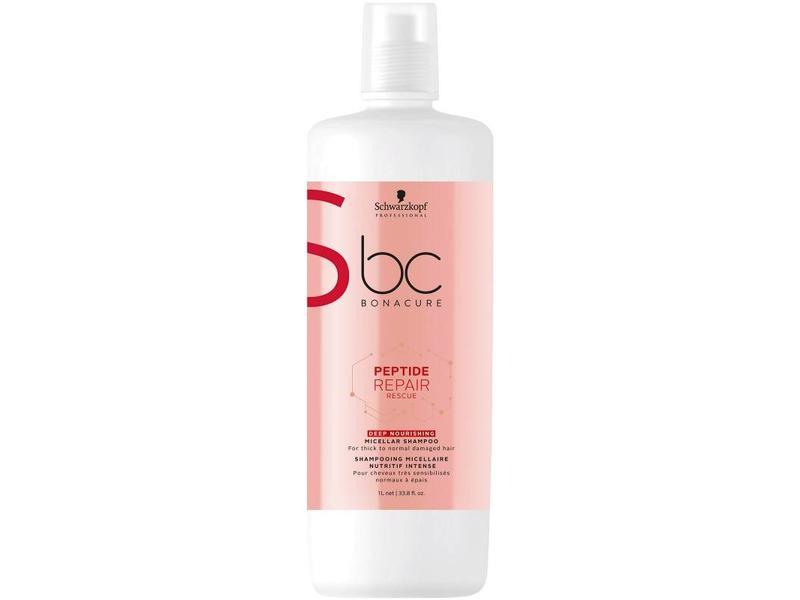 Schwarzkopf Bonacure Peptide Repair Rescue Micellar Shampoo