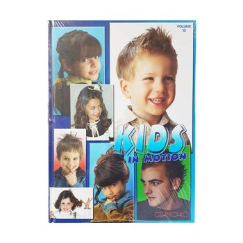 Trend Design Modellenboek Kids in Motion Volume 12