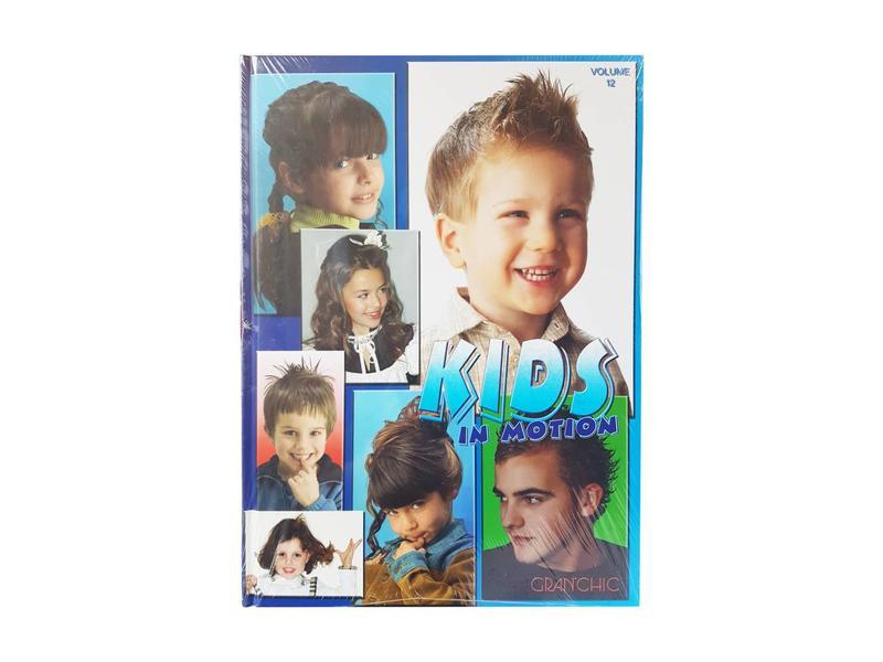 Trend Design Modellenboek Kids in Motion Volume 12