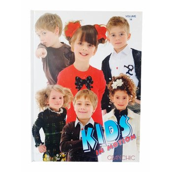 Trend Design Kids in Motion Modellenboek Volume 14