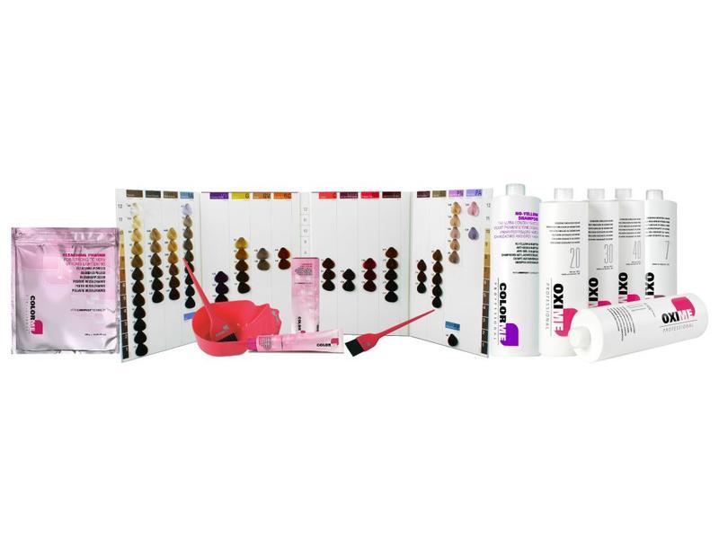 ME Professional ColorME Kleuring Startpakket (18 Tubes)