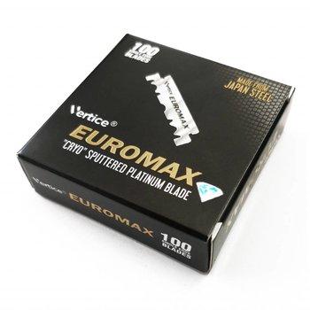 Euromax Professional Single Blades  Scheermesjes (100 Stuks)