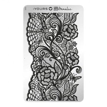 :Yours Cosmetics Loves Anna/Valerie/Winne  Stempelplaten Collectie