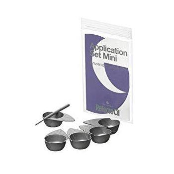 RefectoCil Aanbrengset Mini - Mengschaaltjes + Stokjes (5 Stuks)