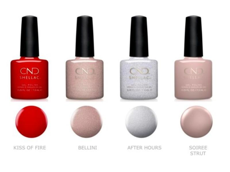 CND SHELLAC™ Gel Polish - Diverse Collecties