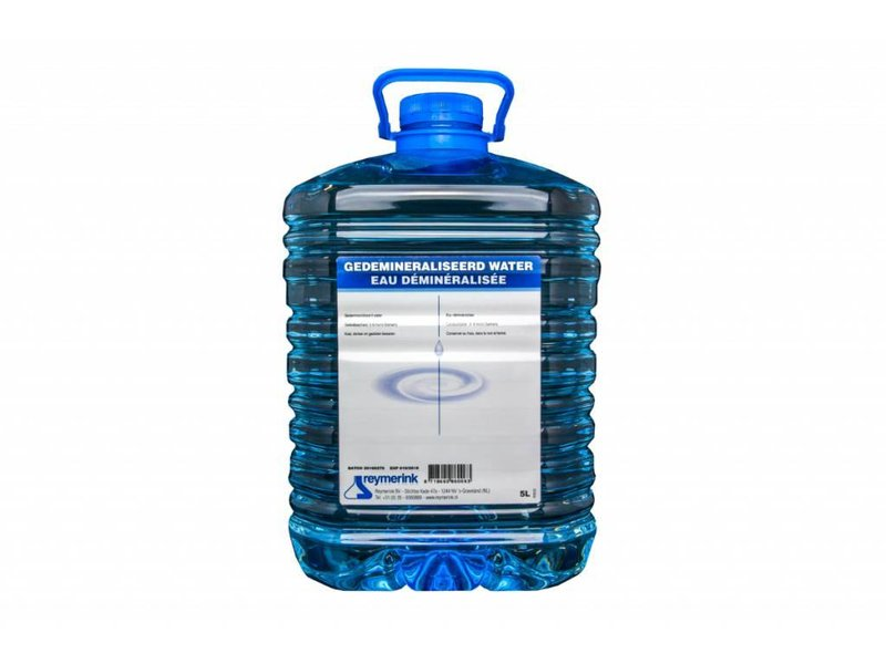 Reymerink Gedemineraliseerd Water