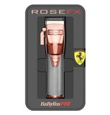 BaByliss PRO PRO4Artists ROSEFX Tondeuse Lithium-ion FX8700RGE