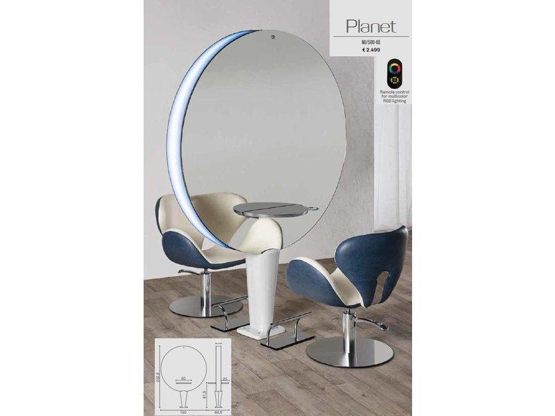 Salon Ambience Planet Kaptafel