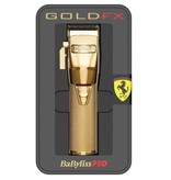 BaByliss PRO PRO4Artists GOLDFX Tondeuse Lithium-ion FX8700GE
