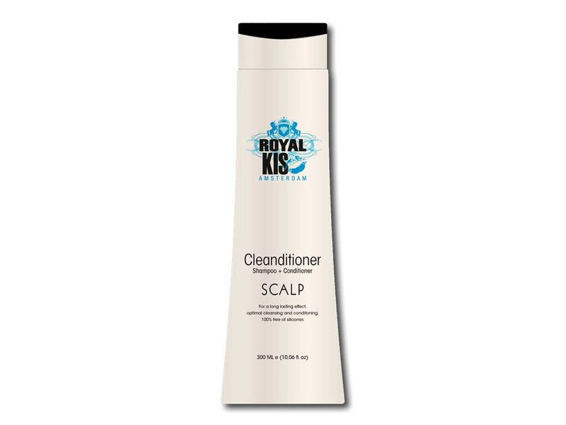 Royal Kis Cleanditioner SCALP (Shampoo+Conditioner)