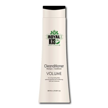 Royal Kis Cleanditioner VOLUME (Shampoo+Conditioner)