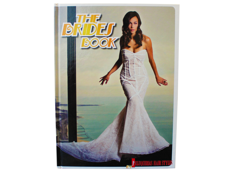 Peluquerias Modellenboek The Brides Book
